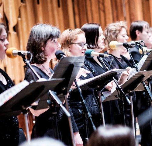 Britten Sinfonia Voices