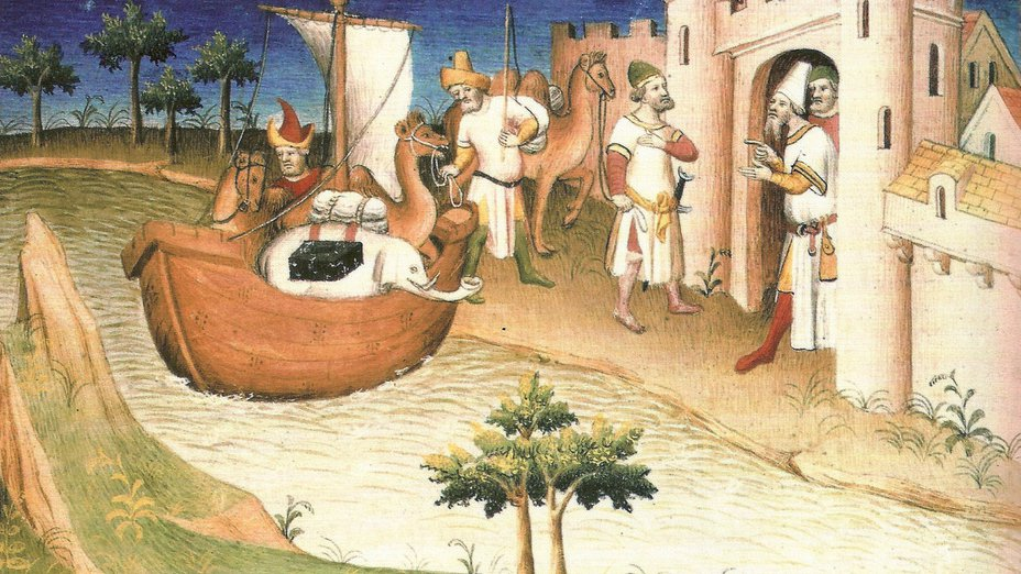Die Reisen Marco Polos: Aus einem zu Lebzeiten Polos erschienen Buch, 1324