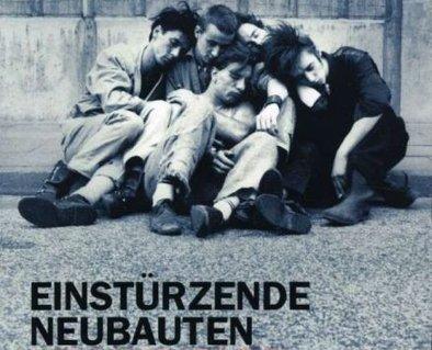 Liebeslieder / Dokumentarfilm über die Einstürzenden Neubauten