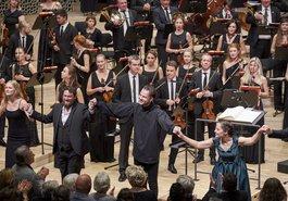 musicAeterna orchestra of Perm Opera / Teodor Currentzis