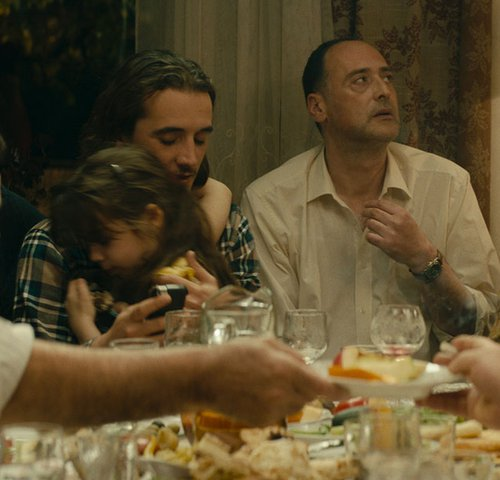 Meine glückliche Familie / Filmstill