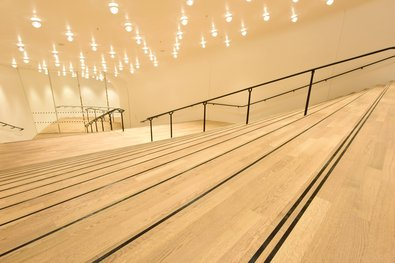 Visible and Audible: Current Optimisations for Steps and Recital Hall