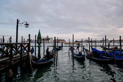 Venice: A Name Like Music