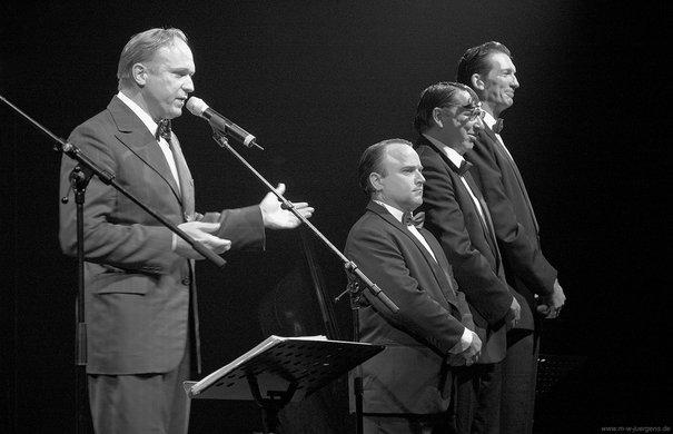 Ulrich Tukur und die Rhytmus Boys
