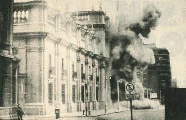 Militärputsch von Augusto Pinochet in Chile, 1973