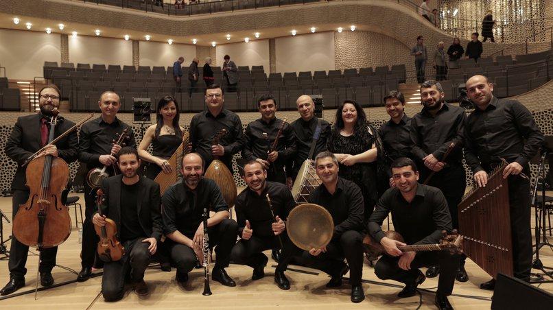 Hewar und Gurdjieff Ensemble