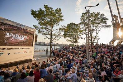 Elbphilharmonie Concert Cinema 2019