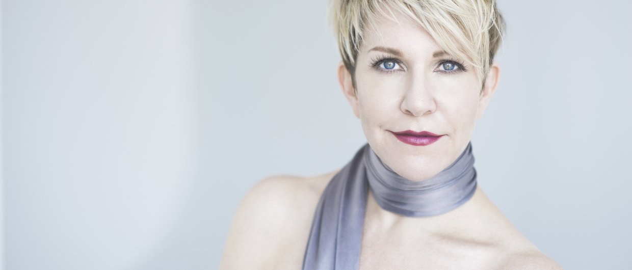 Joyce DiDonato in the Grand Hall