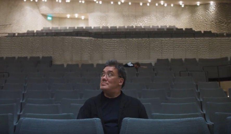 Alan Gilbert im Großen Saal