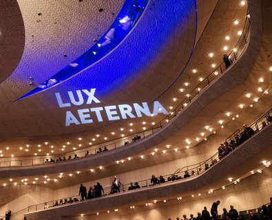 Lux aeterna Projection