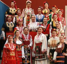 Bulgarian Voices Angelite