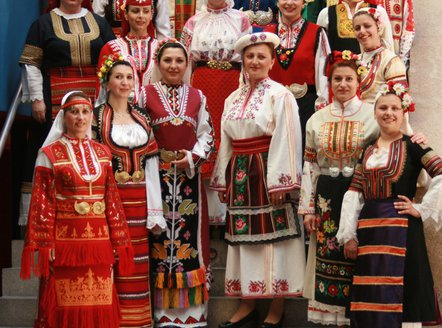 Bulgarian Voices Angelite