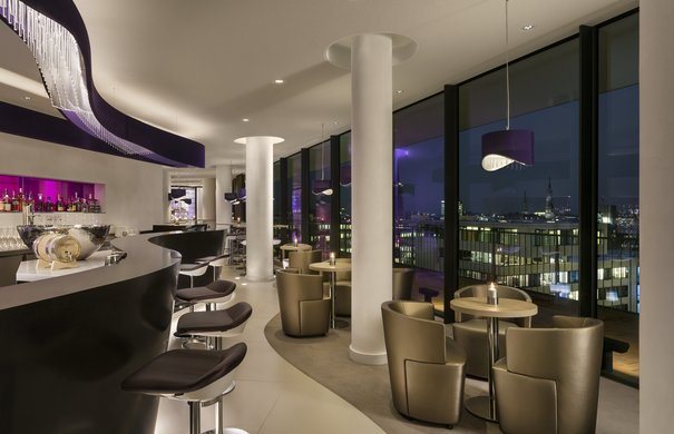 The Westin Hamburg / The Bridge Bar
