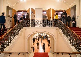 Laeiszhalle Kleiner Saal Foyer