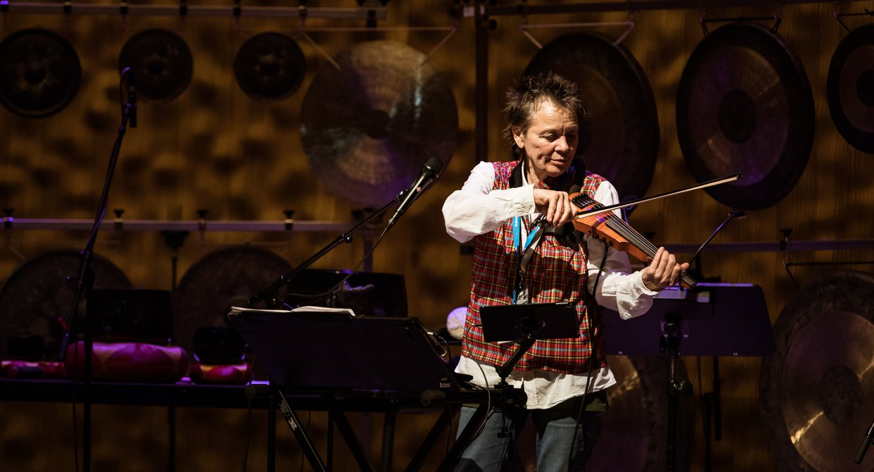 Reflektor Laurie Anderson: Songs from the Bardo