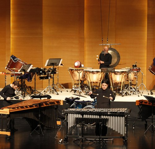 Li Biao Percussion Group