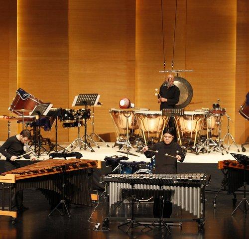 Li Biao Percussion Group