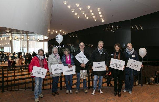 Plaza-Geburtstag / Gewinner