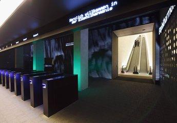Eingangsbereich Elbphilarmonie