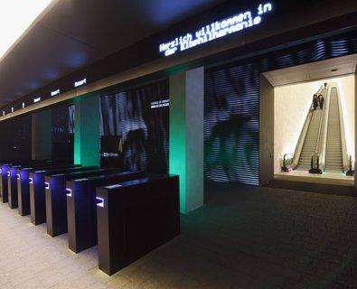 Elbphilharmonie Main Entrance