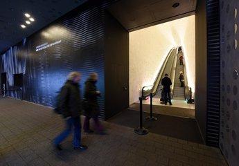 Eingangsbereich Elbphilharmonie