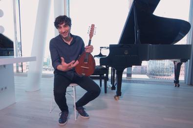 Elbphilharmonie erklärt: die Mandoline