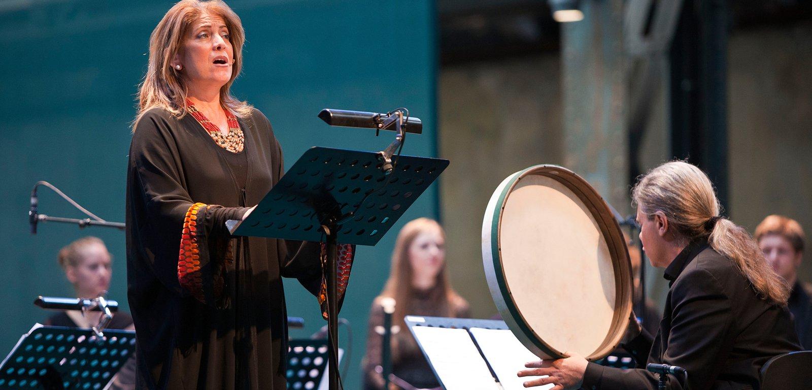 Fadia El-Hage / Ensemble Sarband