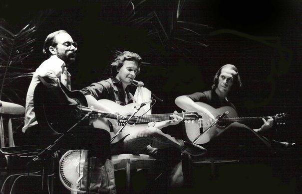 Al Di Meola,John Mclaughlin, Paco de Lucía