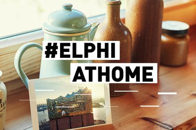 Elphi at Home: Programme for the Week