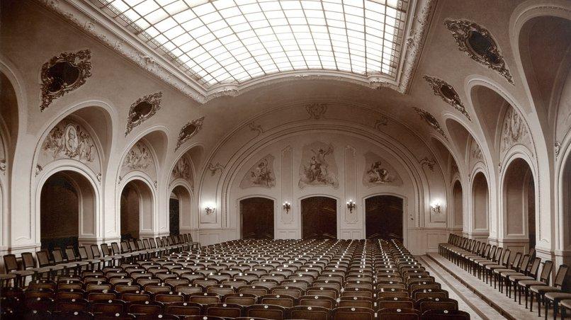 The Original Recital Hall
