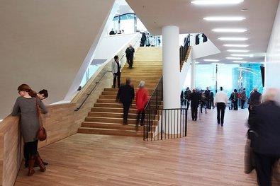 Elbphilharmonie Foyer Großer Saal