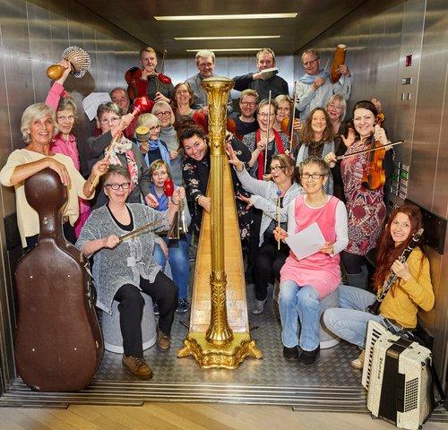 Elbphilharmonie Kreativorchester