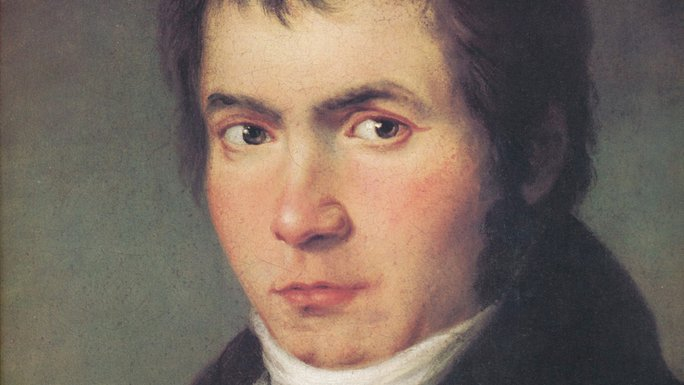 Ludwig van Beethoven, Gemälde Joseph Willibrord Mähler, um 1805