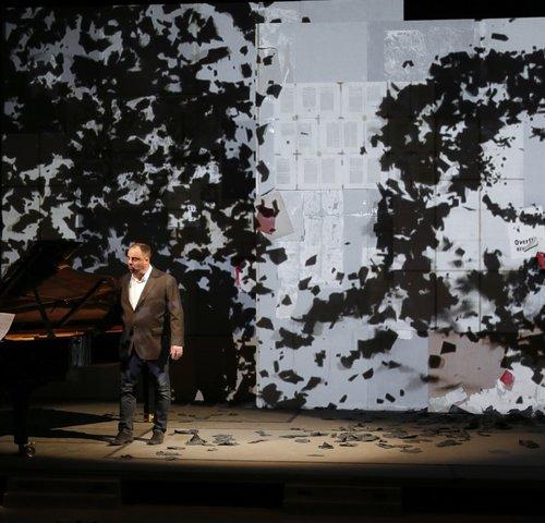 Matthias Goerne / Winterreise Festival d'Aix en Provence