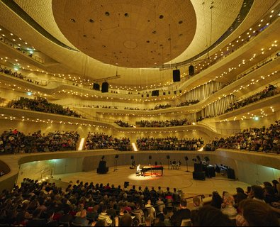 Elbphilharmonie Großer Saal / Elbjazz Festival