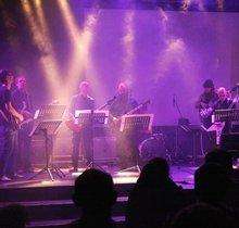 Boyds Elektro Gitarren Orchester