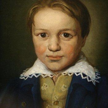 Beethoven im Alter von 13 Jahren
