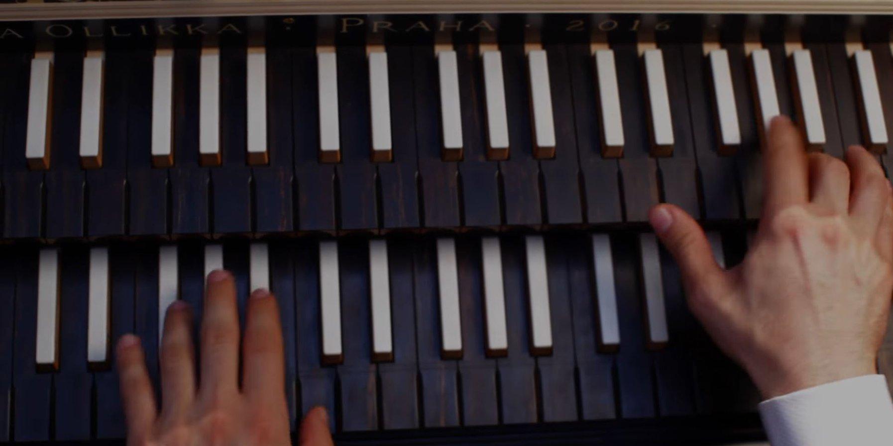 Mahan Esfahani spielt Bachs Goldberg-Variationen