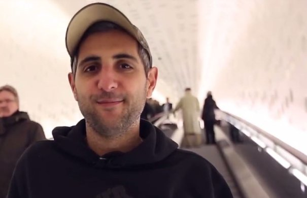 Tube Talk with Michael Abdollahi