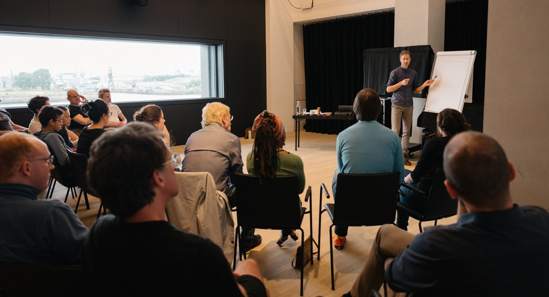Workshop: Sven Kacirek (Reflektor Nils Frahm)