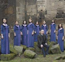 Chor des Geghard-Klosters