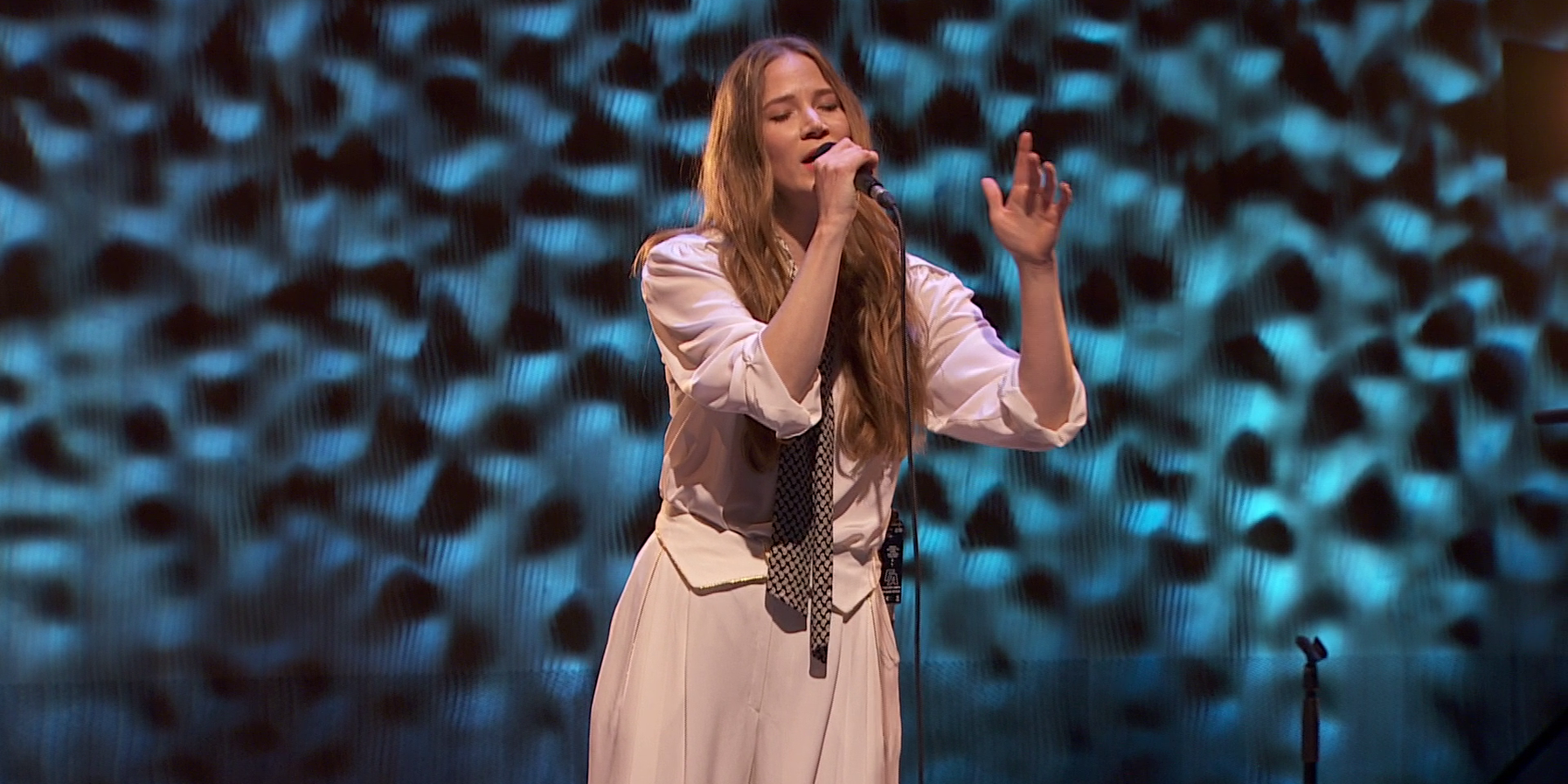 Sängerin Cate Martin