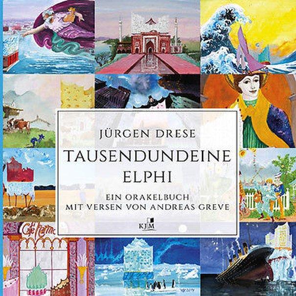Buchcover Tausendundeine Elphi