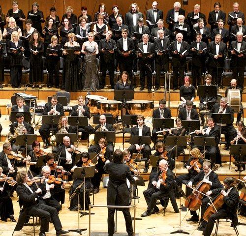 Tschechische Symphoniker Prag