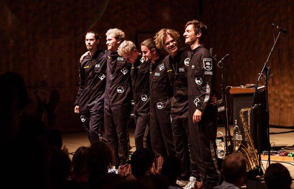 Rocket Men / Elbphilharmonie