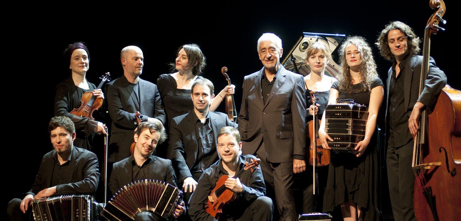 Juan José Mosalini y su Gran Orquestra de Tango