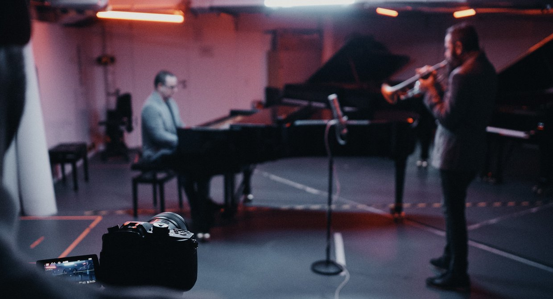 Elbphilharmonie Sessions: Avishai Cohen & Yonathan Avishai