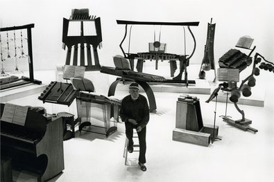 The Fabulous Instruments of Harry Partch