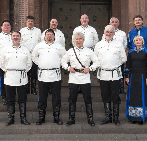 Peter Orloff und der Schwarzmeer Kosaken Chor