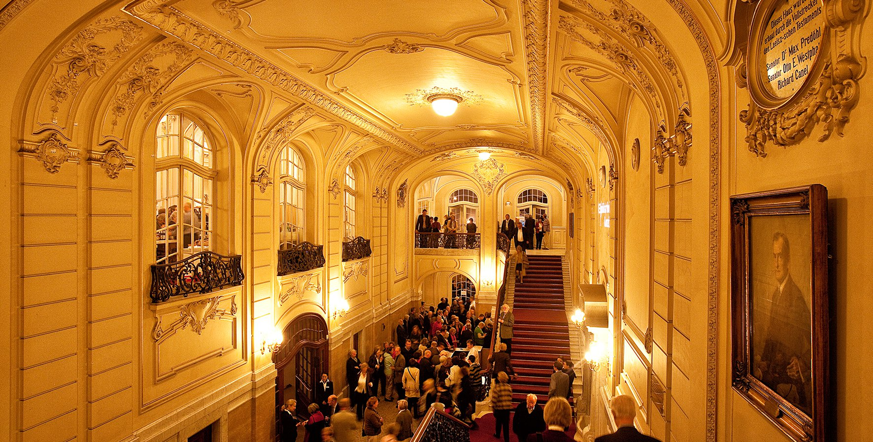 Laeiszhalle Main Foyer
